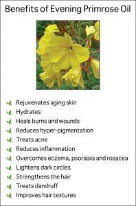 primrose oils